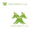 YTOKUさんの建築デザイン会社 「株式会社スリーウッド」のロゴへの提案