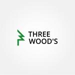 tanaka10さんの建築デザイン会社 「株式会社スリーウッド」のロゴへの提案