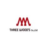 pekoodoさんの建築デザイン会社 「株式会社スリーウッド」のロゴへの提案