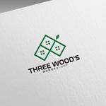 chapterzenさんの建築デザイン会社 「株式会社スリーウッド」のロゴへの提案