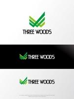 mahou-photさんの建築デザイン会社 「株式会社スリーウッド」のロゴへの提案