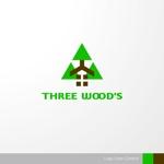 sa_akutsuさんの建築デザイン会社 「株式会社スリーウッド」のロゴへの提案