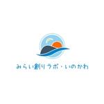 calimboさんの【南国・徳之島】クジラの見えるコワーキングスペース「みらい創りラボ・いのかわ」のロゴ制作への提案