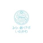 taiyakisanさんの【南国・徳之島】クジラの見えるコワーキングスペース「みらい創りラボ・いのかわ」のロゴ制作への提案