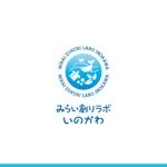 J-wonderさんの【南国・徳之島】クジラの見えるコワーキングスペース「みらい創りラボ・いのかわ」のロゴ制作への提案