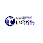 YTOKUさんの【南国・徳之島】クジラの見えるコワーキングスペース「みらい創りラボ・いのかわ」のロゴ制作への提案