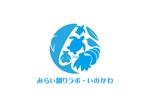 lotoさんの【南国・徳之島】クジラの見えるコワーキングスペース「みらい創りラボ・いのかわ」のロゴ制作への提案