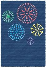 kita_yumiさんの【複数採用】「ひまわり/花火と浴衣/夏の縁側風景」のいずれかをテーマにしたポストカードのデザイン依頼への提案