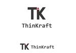 会社ロゴ作成 / インターネット企業「ThinKraft, Inc.」のロゴ作成への提案