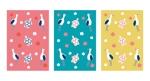 雑貨店、文具店、書店で販売する「ポップな和柄パターン」の御朱印帳デザインへの提案
