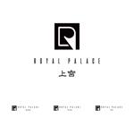 labokinoさんのグローバル投資企業「ROYAL PALACE 上宮」 のロゴへの提案