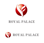 waami01さんのグローバル投資企業「ROYAL PALACE 上宮」 のロゴへの提案