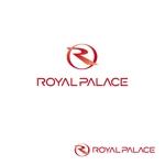 atomgraさんのグローバル投資企業「ROYAL PALACE 上宮」 のロゴへの提案