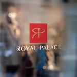 cicada3333さんのグローバル投資企業「ROYAL PALACE 上宮」 のロゴへの提案