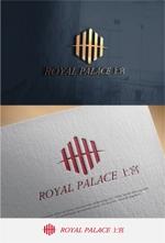 drkigawaさんのグローバル投資企業「ROYAL PALACE 上宮」 のロゴへの提案