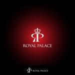 enj19さんのグローバル投資企業「ROYAL PALACE 上宮」 のロゴへの提案