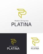 新フードコンプレックス Modern Dinning Hub PLATINAのロゴへの提案
