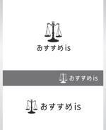 Doing1248さんのおすすめ商品比較メディア「おすすめis」のロゴ作成への提案