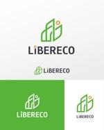 エコロジーなイメージの企業ロゴへの提案