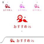 prodigy-artさんのおすすめ商品比較メディア「おすすめis」のロゴ作成への提案