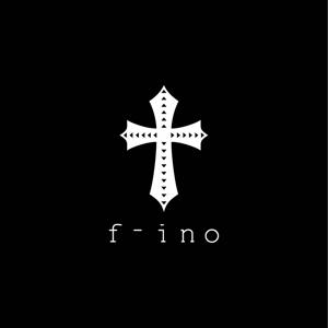 chanlanさんの音楽制作ユニット「f-ino」のロゴへの提案
