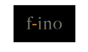 56626さんの音楽制作ユニット「f-ino」のロゴへの提案