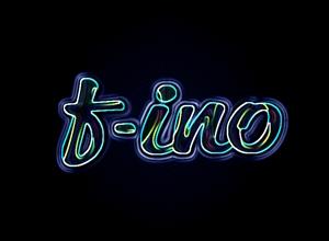 No14さんの音楽制作ユニット「f-ino」のロゴへの提案