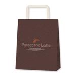 洋菓子店の紙手提げ袋デザインへの提案