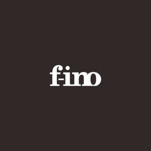 katachidesignさんの音楽制作ユニット「f-ino」のロゴへの提案