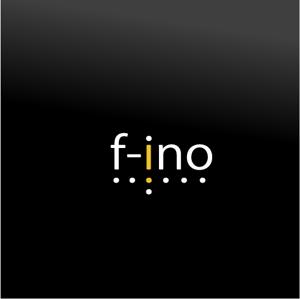 Jellyさんの音楽制作ユニット「f-ino」のロゴへの提案