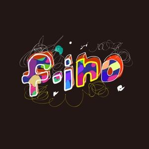 G-complexさんの音楽制作ユニット「f-ino」のロゴへの提案