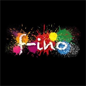 t-design-874さんの音楽制作ユニット「f-ino」のロゴへの提案