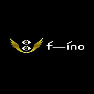 sa_akutsuさんの音楽制作ユニット「f-ino」のロゴへの提案