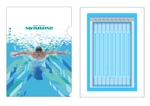creative_eastさんの野球・サッカー・バスケ・テニス・水泳、オリジナルクリアファイルデザイン依頼への提案