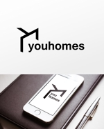 建築・リノーベションに携わる法人企業ロゴへの提案