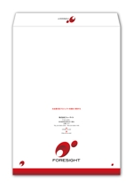 ryuuku24さんの角2&洋長3封筒デザインへの提案