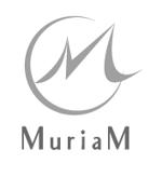 AkihikoMiyamotoさんの総合ビューティーサロン「MuriaM (ミュリアム)」のロゴへの提案