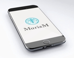 FISHERMANさんの総合ビューティーサロン「MuriaM (ミュリアム)」のロゴへの提案