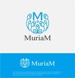 drkigawaさんの総合ビューティーサロン「MuriaM (ミュリアム)」のロゴへの提案