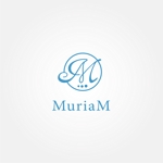 tanaka10さんの総合ビューティーサロン「MuriaM (ミュリアム)」のロゴへの提案