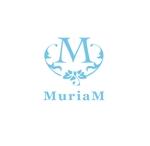 Moskoさんの総合ビューティーサロン「MuriaM (ミュリアム)」のロゴへの提案