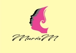 s-tokaiさんの総合ビューティーサロン「MuriaM (ミュリアム)」のロゴへの提案
