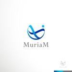 sakari2さんの総合ビューティーサロン「MuriaM (ミュリアム)」のロゴへの提案