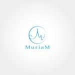 kyo-meiさんの総合ビューティーサロン「MuriaM (ミュリアム)」のロゴへの提案