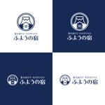 ichimaruyonさんの宿泊施設「富士山リゾートログハウス 芙蓉の宿」のロゴへの提案