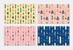 書店販売:女性向けマンスリータイプ手帳の表紙デザイン への提案