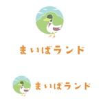 shino8299さんのウェブサイト「まいばらんど」のロゴへの提案