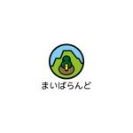 Yolozuさんのウェブサイト「まいばらんど」のロゴへの提案