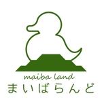 azukalさんのウェブサイト「まいばらんど」のロゴへの提案