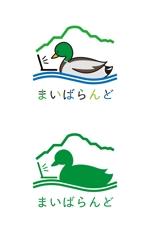 mituno37さんのウェブサイト「まいばらんど」のロゴへの提案